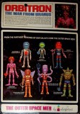 Outer Space Men Orbitron Back