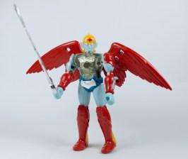 Micronauts Red Falcon