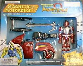 Magnetic Motorbike