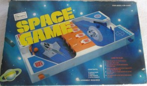Space Game Box