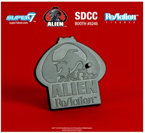 Super7 Alien ReAction SDCC Exclusives