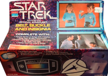 South Bend Star Trek The Motion Picture Belt Buckle