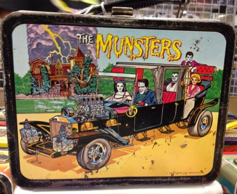 Munsters Lunch Box