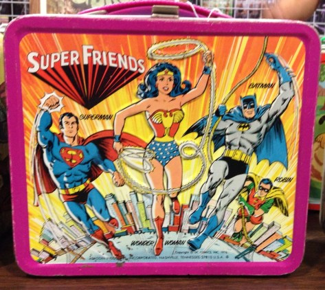 Super Friends Lunch Box