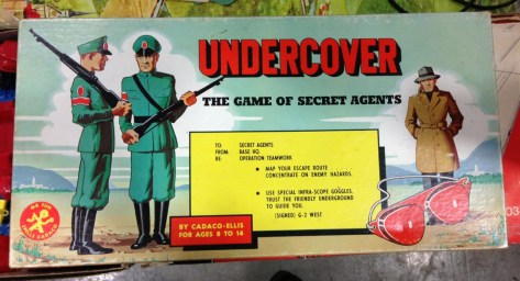Undercover – The Game of Secret Agents