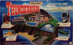 Thunderbirds Tracy Island