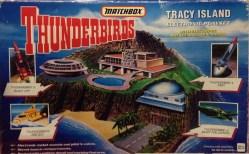 Thunderbirds Tracy Island