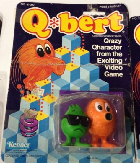 Qbert Toys