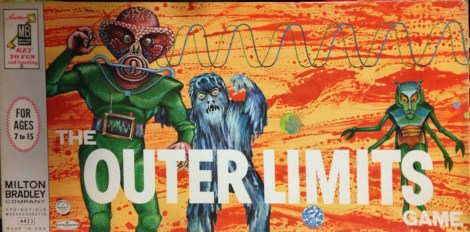 Board Game Outer Limits
