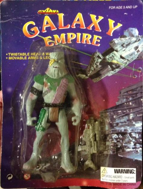 Galaxy Empire Star Wars Knock Off