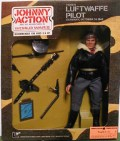 Johnny Action Luftwaffe Pilot