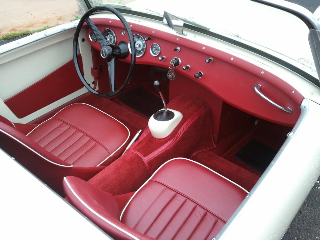 1961 Austin Healey Bugeye Sprite Mark 1 For Sale