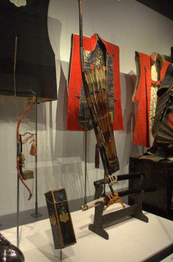 Samurai Armor Exhibit Boston Museum Of Fine Arts