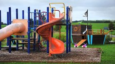 Playground for the young ones
