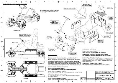 Home built DIY small electric buggies and go kart plans
