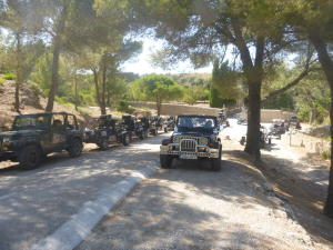 Buggy4fun Can Picafort Ermita de Betlem