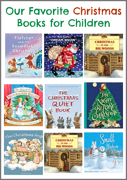 Our Favorite Christmas Books For Kids Buggy And Buddy