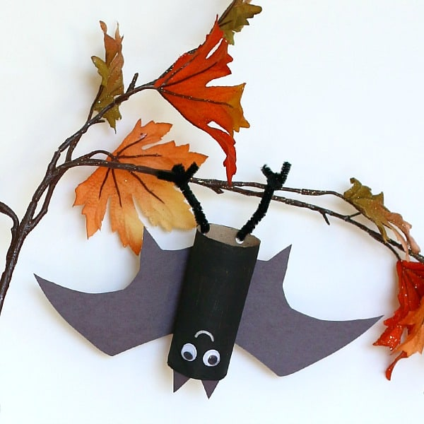 Hanging Bat Crafts