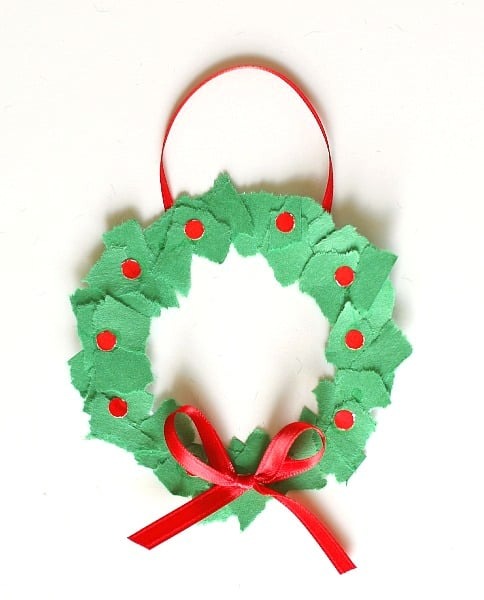 Christmas Arts And Crafts For Kids Ornaments