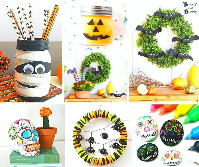 30 halloween crafts for