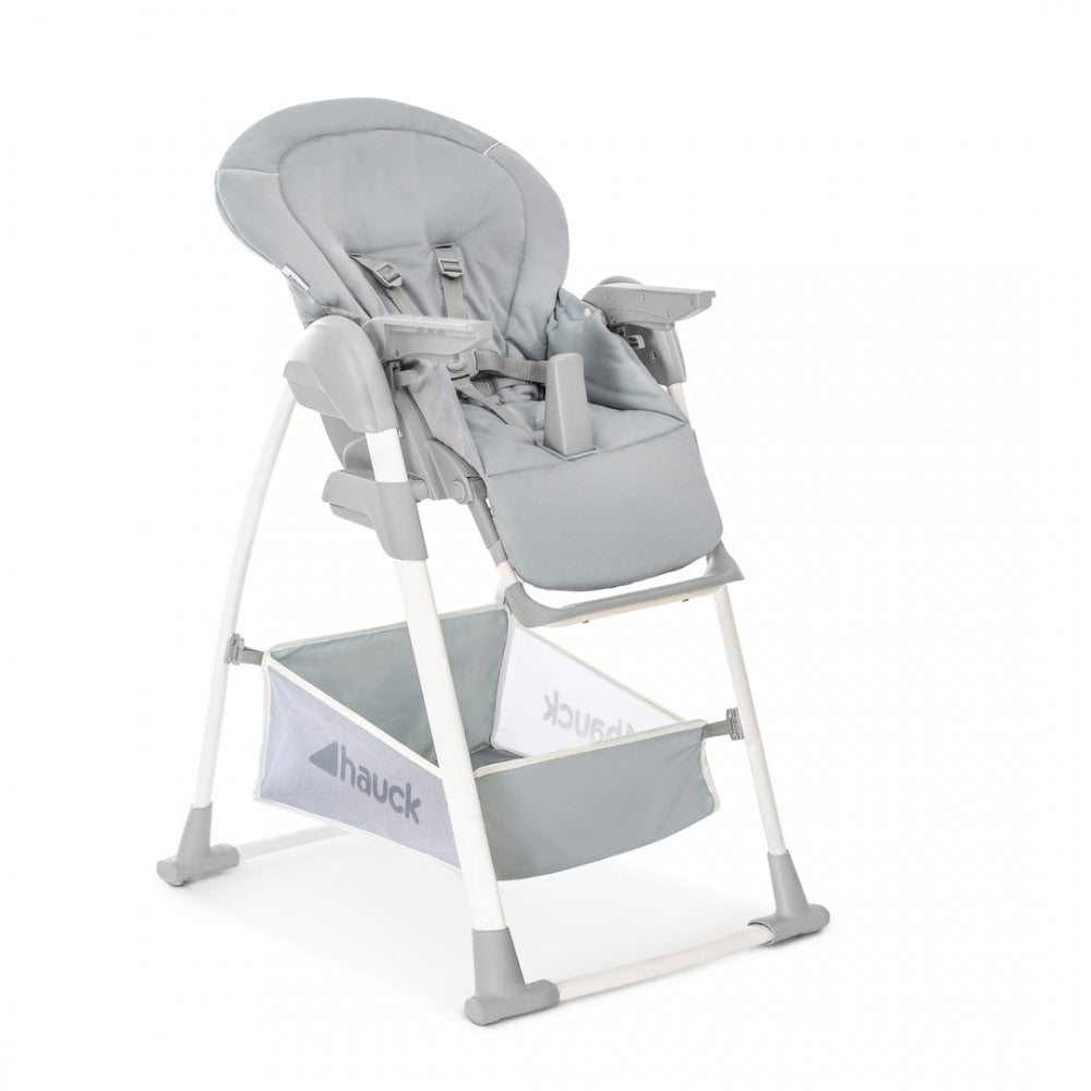 Hauck High Chair Sit N Relax 3 In 1 High Chair Set Stretch Grey