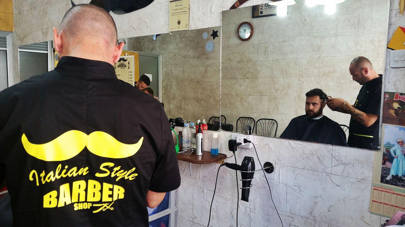 Barbers Archives  BugibbaMalta