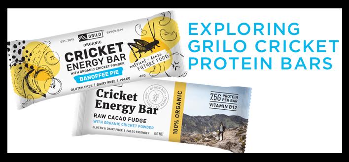 Exploring Grilo Cricket Energy Bars