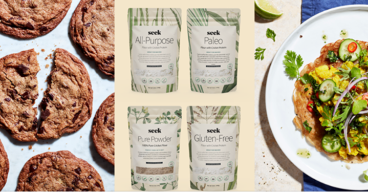 Bringing Cricket Flour to the Public – Seek Food Kickstarter Makes News