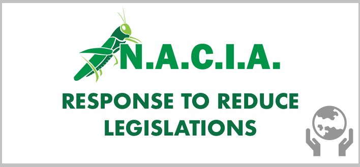 Edible Insect Trade Group Advocates Support for Insect Agriculture – NACIA Responds to efforts by Senators Flake and Cortez Masto to Prohibit USDA Subsidies for Insect Agriculture