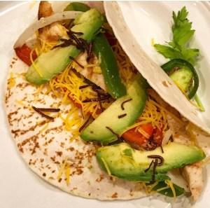 mealworm taco