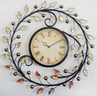 Kinds of wall clock