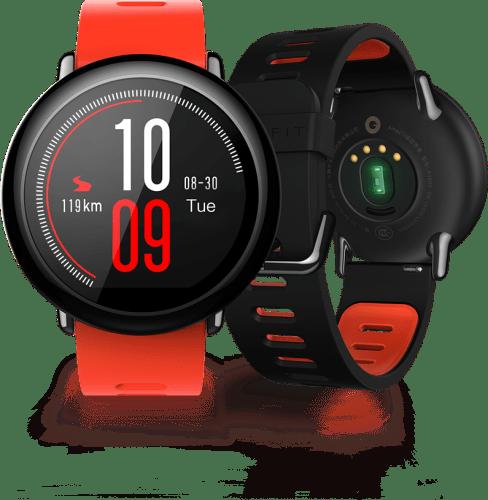 Xiaomi Smartwatch Amazfit Pace Preto Img 01