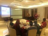 Acara launching PRUprime healthcare syariah di Makassar