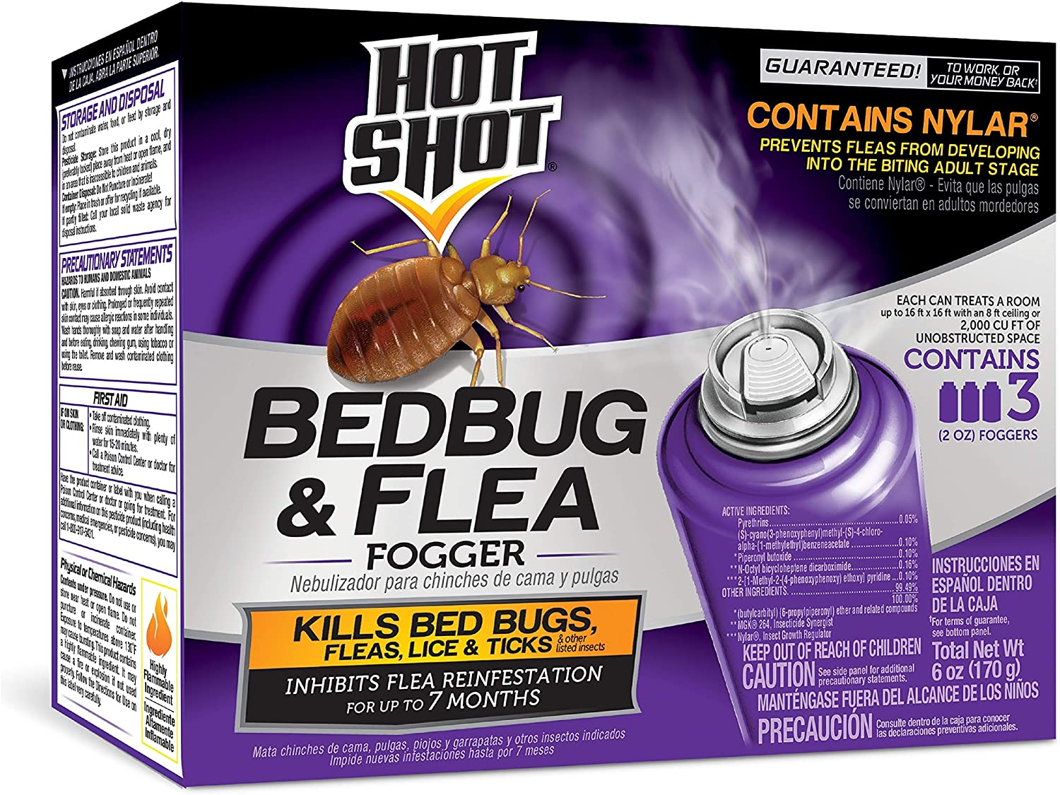 Do Bed Bug Bombs Work? [READ BEFORE BUYING] – Bug Lord
