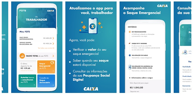 App do FGTS