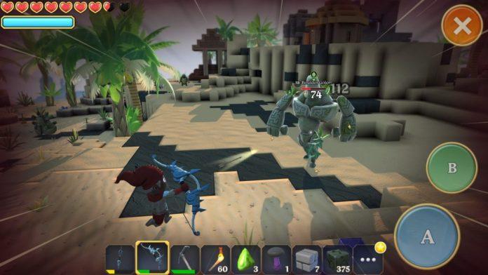Game de ação/RPG com elementos de sobrevivência
