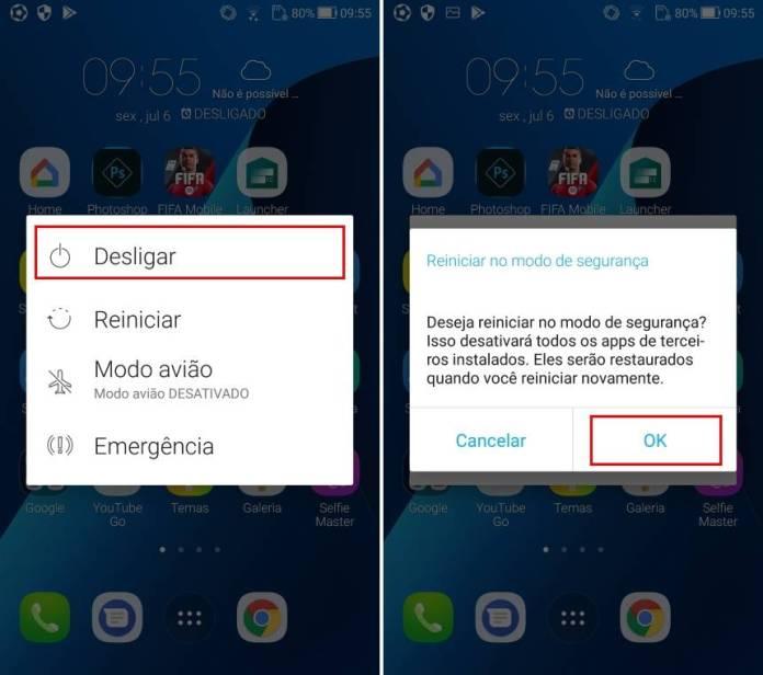 Remover Vírus no Android, Passo-a-passo