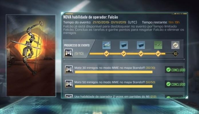 Guia de Habilidades de Operador Call of Duty Mobile