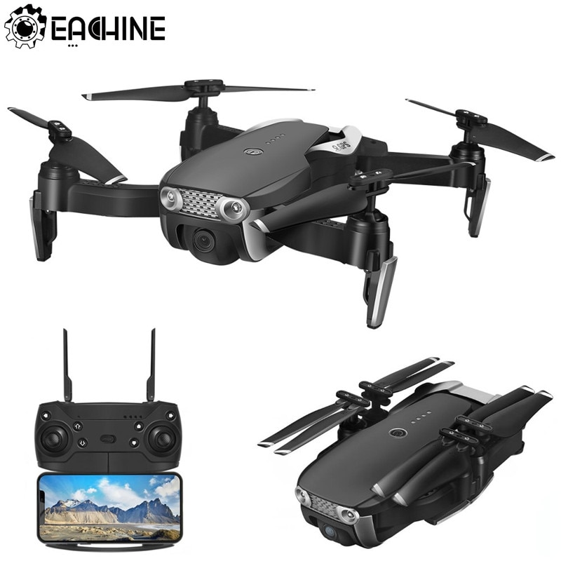 Eachine 1080p Foldable With Fpv Phone Mounting Drone Package with 2 batteries