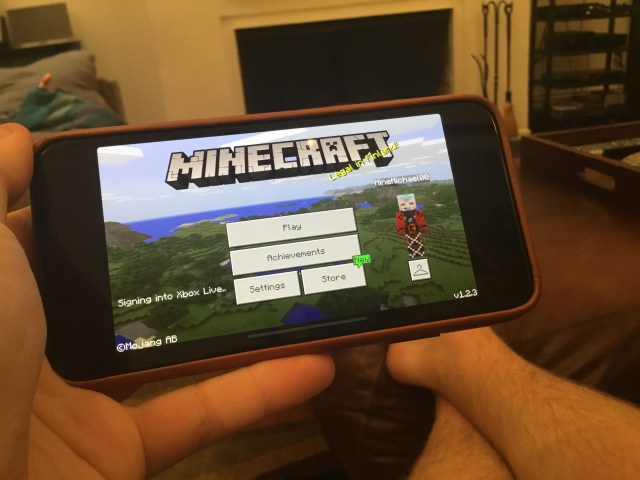 Image result for iphone minecraft