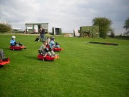 Grass Sledging 022