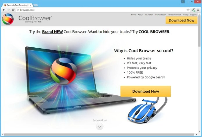 cool browser