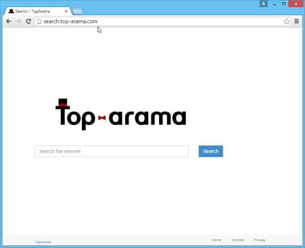 search.top-arama.com hijacker