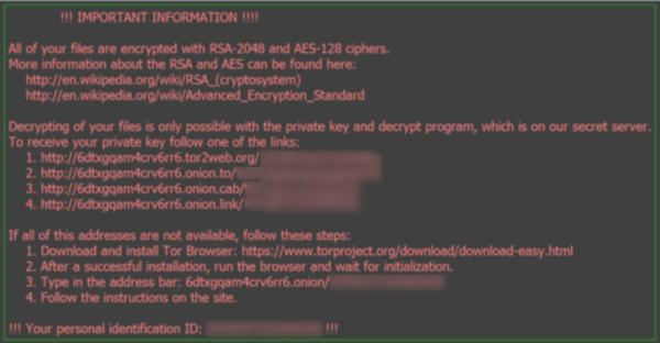 locky ransomware virus