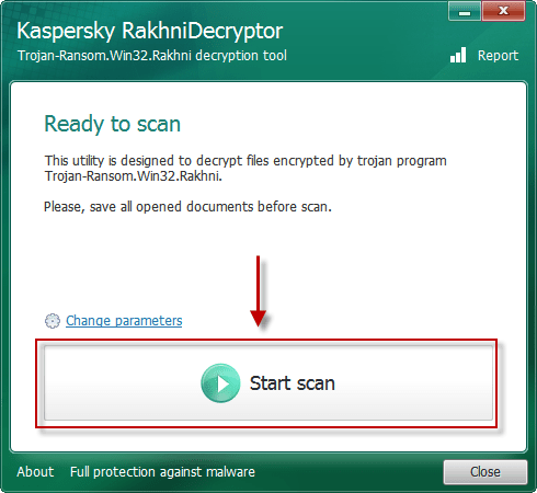 kaspersky dharma ransomware decryptor