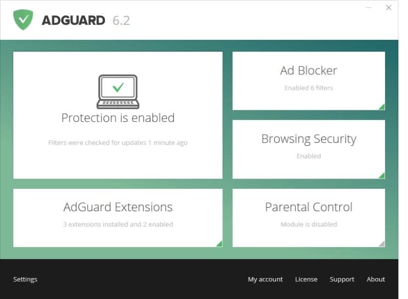 adguard pop-up blocker