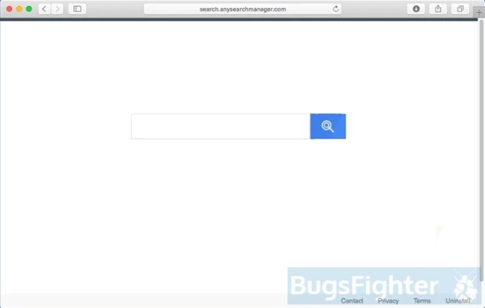 search.anysearchmanager.com hijacker