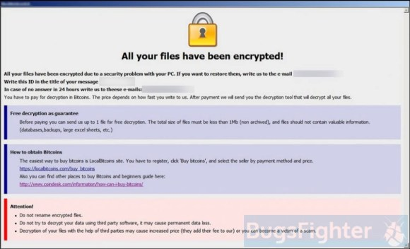 dharma-AUDIT Ransomware