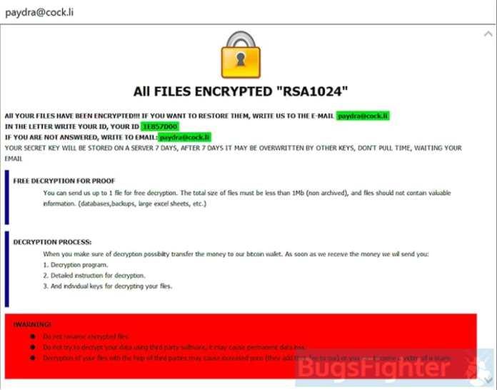 dharma-html ransomware