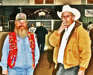 Two West Texas Goodoldboys